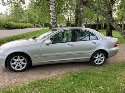 used Mercedes C270