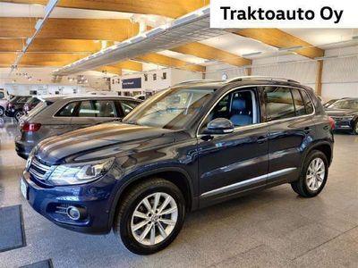käytetty VW Tiguan Premium-Line 2,0 TDI 110 kW (150 hv) 4MOTION DSG-automaatti