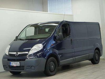käytetty Opel Vivaro Van L2H1 2,0 CDTI 66kW MT6
