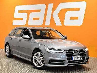 käytetty Audi A6 Avant Land of quattro Edition 3,0 V6 TDI 160 kW quattro S tronic / Webasto / Adapt.vakkari / Comfort -penkit / Ilma-alusta /