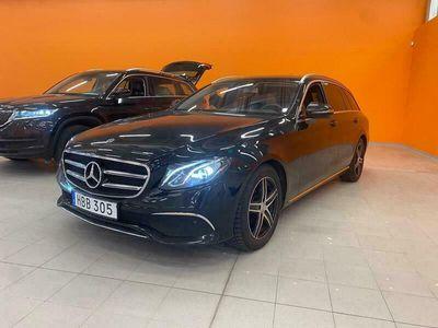 käytetty Mercedes E200 T A Premium Business Facelift ** TULOSSA ** 9G / Webasto / Pkamera / Premium Sound System / IHC / LED **