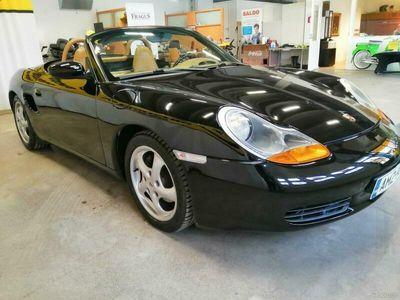 käytetty Porsche Boxster 986