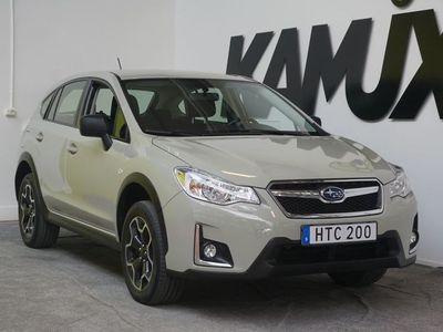 käytetty Subaru XV AWD | Manuell | S&V Hjul | 1.6 | 114 hk