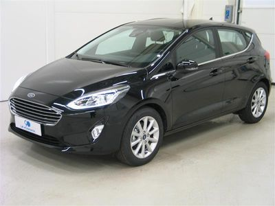 käytetty Ford Fiesta 1,0 EcoBoost 100hv A6 Titanium 5-ov. | Winter Pack | Led-ajovalot | NETTOTARJOUS I