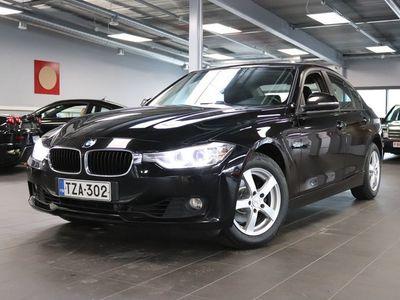käytetty BMW 320 TwinPower Turbo A F30 Sedan Limited Navi Edition, Suomi-auto, Lohkolämmitin,