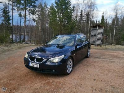 käytetty BMW 525 dA E61