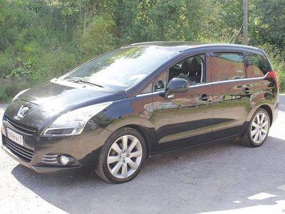 käytetty Peugeot 5008