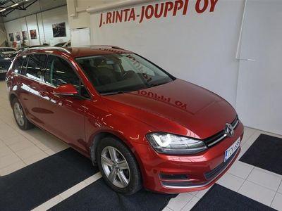 käytetty VW Golf Variant Highline 2,0 TDI 110 kW (150 hv) BlueMotion Technology DSG-automaatti