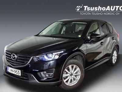 käytetty Mazda CX-5 2,0 (160) SKYACTIV-G Premium Plus 6AT 5d AWD QC1 ** 1-Omisteinen Huippuvarusteltu Suomi-auto **