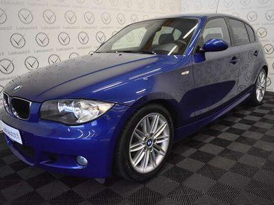 käytetty BMW 116 E87 Hatcback M-Sport - Rahoitus 1.89% jopa ilman käsirahaa! Sporttipenkit, PDC, Cruise, AutoAc