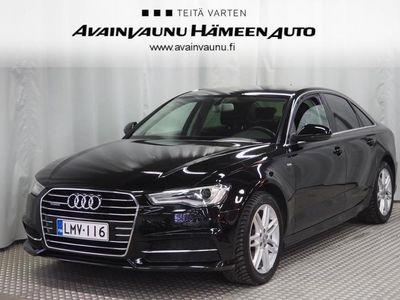 käytetty Audi A6 Sedan Land of quattro Edition 2,0 TDI 140 kW quatt