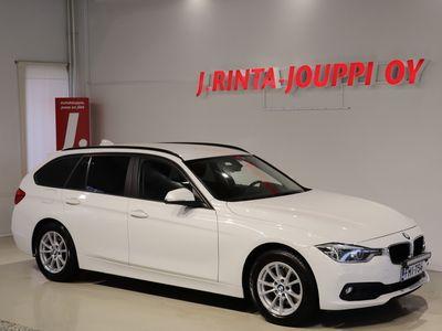 käytetty BMW 320 320 F31 Touring d A xDrive Business *Suomi-auto / LED-valot/ Puolinahka sport / Shadow line* *** J. k