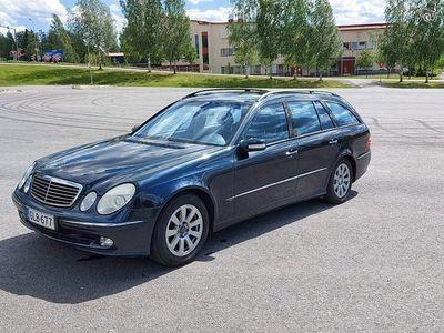 käytetty Mercedes E220