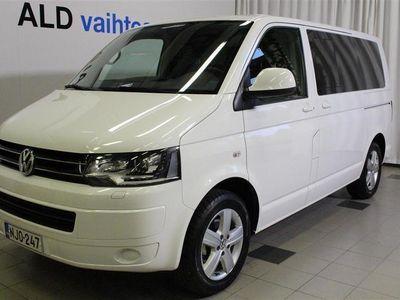 käytetty VW Multivan Comfortline 2,0 TDI 103 kW DSG BlueMotion Technology 2-2-3 -AJETTU VAIN 17TKM-