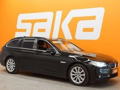 käytetty BMW 520 520 F11 Touring d A Business Exclusive Edition ** Tulossa Saka Nummelaan / Sporttipenkit / Ratinlämmi