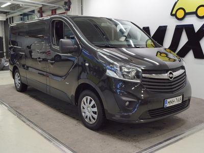 käytetty Opel Vivaro Van Edition L2H1 1,6 CDTI Turbo ecoFLEX 70kW MT6
