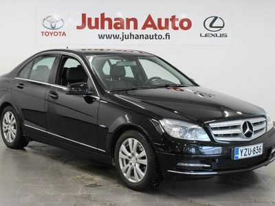 käytetty Mercedes C250 CDI BE 4Matic Premium Business A