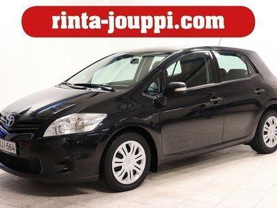 käytetty Toyota Auris 1,4 D-4D DPF Linea Terra 5ov - Hyvin huollettu ja pieni kulutuksinen!