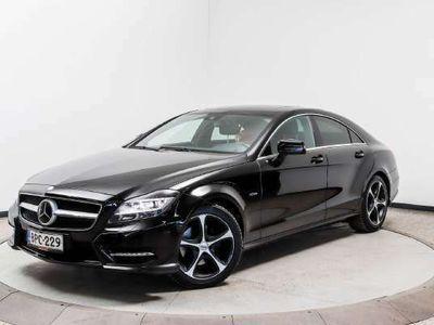 käytetty Mercedes CLS350 BE Amg-styling - Amg-paketti, nahat, automaattiset pitkät valot !