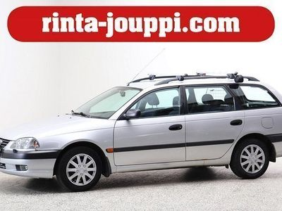 käytetty Toyota Avensis 1,6 VVT-i Linea Terra Wagon