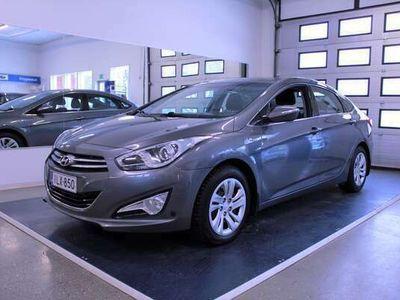 käytetty Hyundai i40 Sedan 1,7 CRDi 85kW 6MT ISG Classic - * KORKO 0,99% + KULUT! * Varmista paikallaolo *