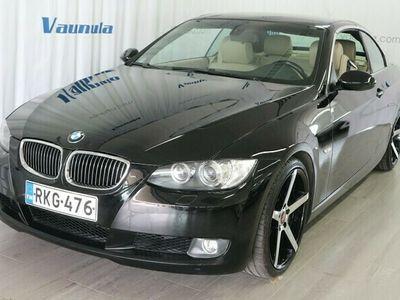käytetty BMW 325 Cabriolet 325 2D I AUTOMATIC **SIISTI AVO NAHKASISUSTALLA**