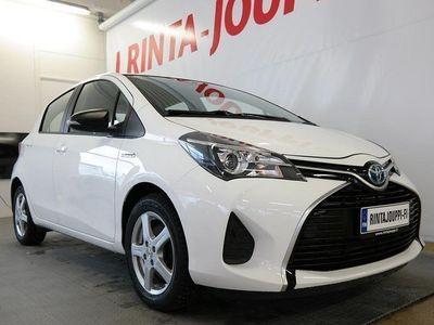 käytetty Toyota Yaris 1,5 Hybrid 5ov