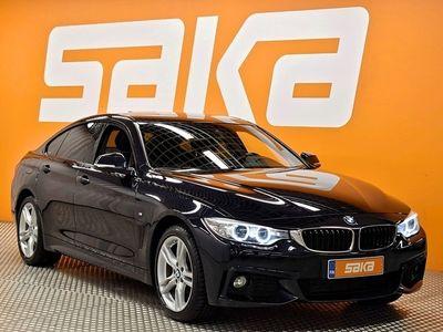 käytetty BMW 420 Gran Coupé F36 420d A xDrive Business M Sport ** Cruise / Tutka takana / Sporttipenkit / Koukku **