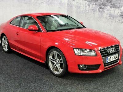 käytetty Audi A5 Coupé 2,0 TFSI 132 kW