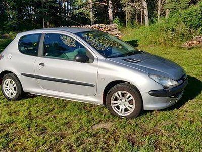 käytetty Peugeot 206 1.4l