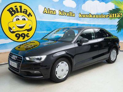 käytetty Audi A3 1,6 TDI Sedan Business Ultra - *NAVI, VAKKARI, TUTKAT, XENON* - *NYT ON OSTAJAN MARKKINAT!*