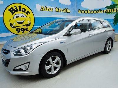 käytetty Hyundai i40 Wagon 1,7 CRDi 85kW 6MT ISG Comfort - *HUIPPUSIISTI* - *0 KORKO 0, BLACK WEEK!!!*