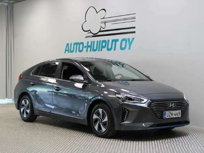 käytetty Hyundai Ioniq hybrid DCT Style WLTP *** Huippuvarusteet / Tehdastakuu voimassa / Merkkihuollettu ***