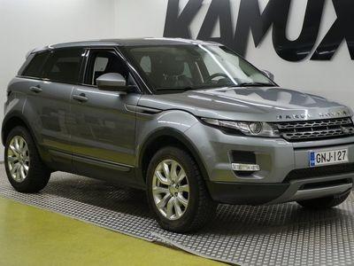 käytetty Land Rover Range Rover evoque 2,2 TD4 Pure Aut