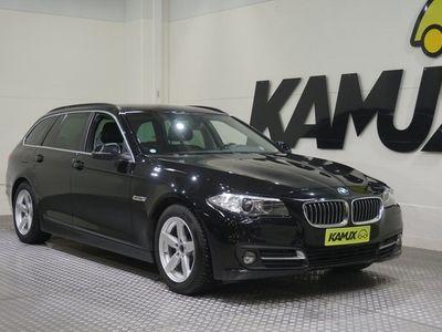 käytetty BMW 520 520 F11 Touring d A xDrive Business / Nahat / Sport-istuimet /