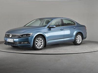 käytetty VW Passat Sedan Comfortline 1,4 TSI 110 ACT 4wd(18) -Koukku, Webasto, LED-