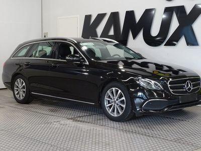 käytetty Mercedes E200 T A Business / Alv / Kamera / Sporttipenkit /
