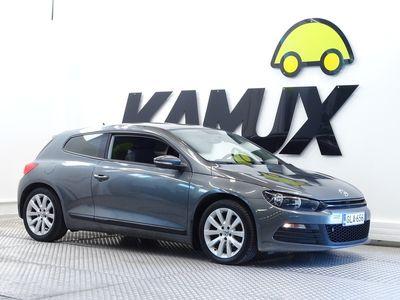 käytetty VW Scirocco 2,0 TDI 103 kW (140 hv) BlueMotion Technology DSG / Lohkolämmitin / Suomi-auto / Hyvin pidetty