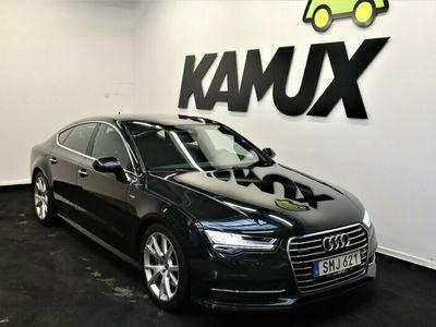 käytetty Audi A7 3.0 | S line | Quattro | Panorama | 218hv