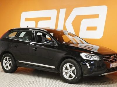käytetty Volvo XC60 D4 Business Classic Summum 140kW ** 1-om merkkihuollettu Suomiauto / Webasto / VOC / P. kamera / Key