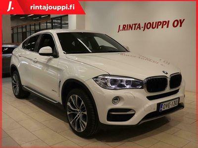 käytetty BMW X6 F16 xDrive30d A X Edition *Navi,Peruutuskamera,Sport istuimet*