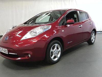 käytetty Nissan Leaf Acenta Solar 6,6 charger