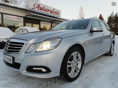 gebraucht Mercedes E350 CDI Avantgarde BE Farmari A