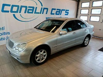 käytetty Mercedes C200 CDI Manuaali