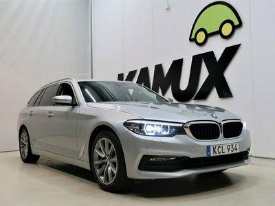 käytetty BMW 530 d xDrive | SportLine | Navi | Vetokoukku| HK | 2x-renkaat | 265hv