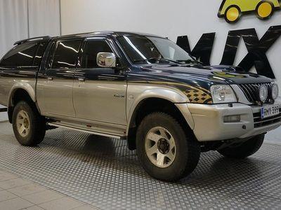 käytetty Mitsubishi L200