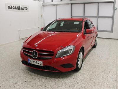 käytetty Mercedes A180 BE A Premium Business