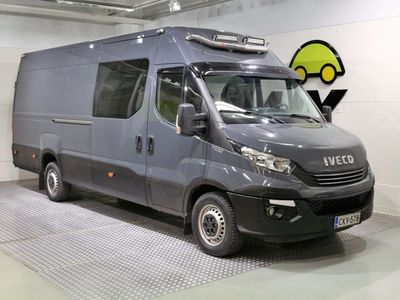 käytetty Iveco 35.12 35-160 2287cm3 Aut ALV // Retkeily-auto// 6-paikkanen // Webasto //ALV
