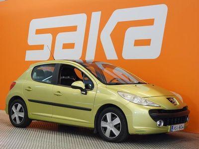 käytetty Peugeot 207 Sport 1,6 5-ov. ** Suomi-auto / Lohkolämmitin / Lasikatto / Ilmastointi **