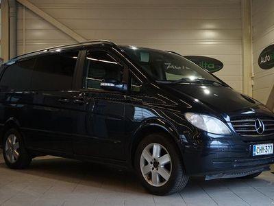 gebraucht Mercedes Viano 2.2 CDI AUTOMATIC + NAVI + ILMASTOINTI. Myös vaihto ja rahoitus. Nyt jopa ilman käsirahaa.
